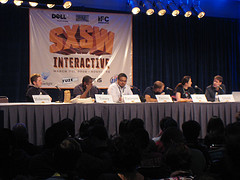 Panel on Rocking SXSW with Tim Ferriss, Matt Mullenweg, etc.