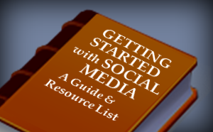 Book picture of social media guide