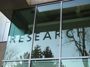 Research window image