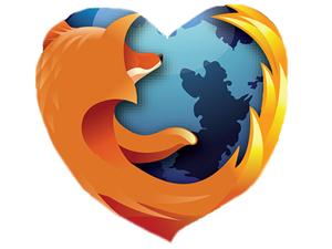 I Heart Firefox