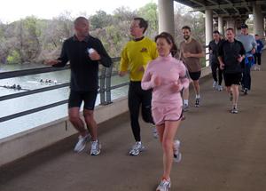 SXSW Running