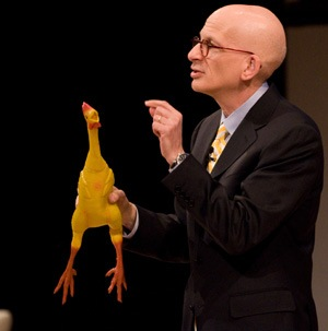 Seth Godin, The 99% Conference
